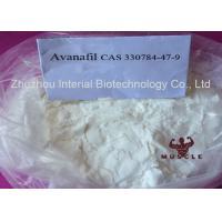 Erectile Dysfunction Treatment Male Enhancement Powder Avanafil CAS: 330784-47-9