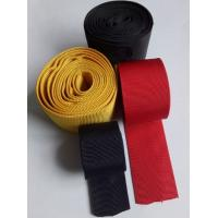 Nylon Material Textile Webbing Tape For Hydraulic Pipes / Rubber Hose