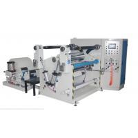 Drinking paper straw slitting machine narrow slip paper roll center drum surface rewinding winding machinery