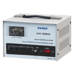 China 1000VA 自動電圧調整器、広い AVR の範囲が付いている AVR の安定装置 on sale