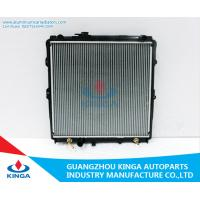 China Aluminium Car Radiators HILUX PICKUP PA 26mm / 32mm / 36mm AT on sale