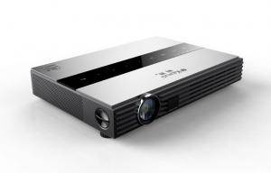 China 200 Inch 1080P Full HD VGA Projector For Business Presentations 1GB DDR3 on sale