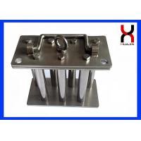 China 12000 Gauss Iron Powder Treatment Industrial Neodymium Magnetic Separator on sale