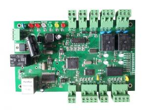 China 3G / 4G CDMA / GSM Mobile Network Access Control Board For Outdoor Working Station on sale