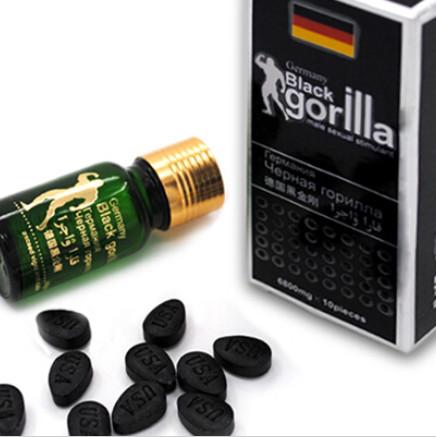 Germany Black Gorilla Pills Male Sexual Stimulant Effective