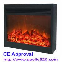 CE Approved 850/1750W 28 Inch Insert Indoor Fireplace