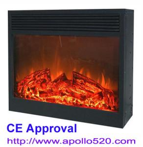 China Electric Log Fireplace Insert on sale