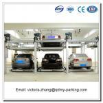 2 level mechanical parking equipment