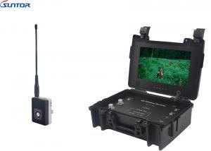 China EOD Robot Video COFDM Transmitter NLOS 300meters Transmission System on sale