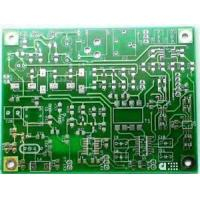 Custom 4 Layer or 6 Layer FR-4 , CEM-1 Multilayer PCB Board Immersion Gold