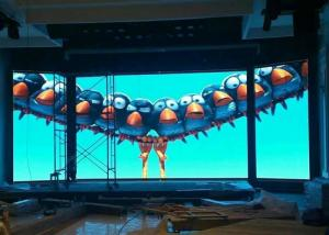 China Rgb Video Wall LED Panel Screen P3 Advertising Custom For Stage Concert Events on sale