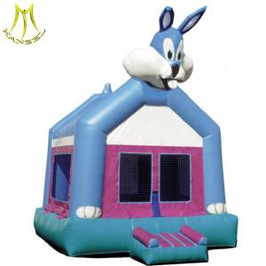 China Hansel   inflatable games used jumping castles for sale china bouncy castle on sale