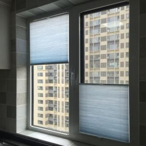 China honeycomb blinds top down bottom up cordless system cellular blinds on sale