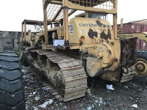 China Used CAT D7G Bulldozer with Hyster Winch on sale