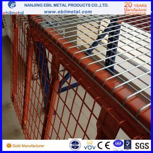 China steel wire mesh decking with heavy duty and medium duty capacity on sale