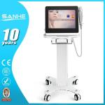 High intensity focused ultrasound mini hifu for face lift