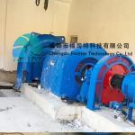 Automated Control Hydro Turbine Generator 380v 400v For River