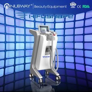 China Nubway HIFUSHAPE Chinese First HIFU Beauty Machine For Cellulite Treatment on sale