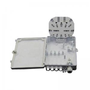 China Fiber Terminal Box HASCO Mold Plastic Injection Mould LKM DME Injection Molding on sale