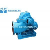 Portable Centrifugal Water Pump Double Suction High Efficiency 3 Phase