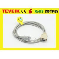 Nellcor Pulse Oximeter Probes SpO2 Extension Cable Round 14 Pin to DB9 Female