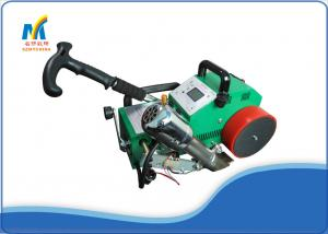 China Light Pvc Vinyl Banner Welding Machine / Systems With Leister Hot Air Gun on sale
