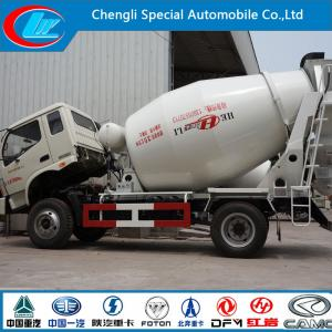 China 4X2 Heavy Duty Concrete Mixer Truck for Sale on sale