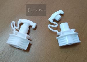 Plastic Twist - Off Flip Spout Cap 5 Mm Diameter , Color