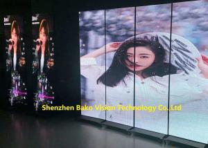 China High Definition Digital Advertising Display Screens Portable P2.5 Easy To Control on sale
