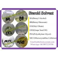 Steroid Tablets Solvents Microcrystalline Cellulose (MCC) For Oral Steroid Filler CAS 9004-34-6