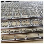 High Quality Manganese Stainless Steel Crimped Wire Mesh,Special supply mesh 3x3 stainless steel crimped wire mesh