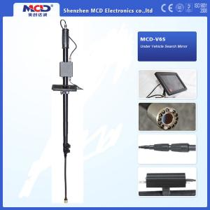 China Arbitrary Angle Ip68 Under Vehicle Camera With 4.3 Inch Rgb Screen on sale
