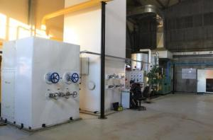 China 300m3 / H Purity 99.7% Oxygen Gas Plant , Oxygen Generator With Low Consumption on sale