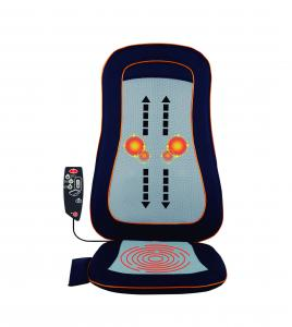 China 3D Shiatsu Deep Kneading Massage Heating Pad Remote Control For Back on sale