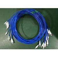 China Nickel Plated RF Cable Assemblies Length 2000mm With ROHS Certificate on sale