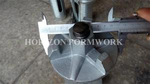 China China Perno Moldaje, Tuerca, Formwork accessories, high tension tie-rod, form tie on sale