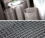 Fine woven wire mesh,crimped wire mesh,stainless steel filtration wire mesh customized size