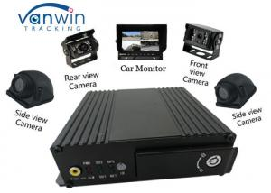 China Mini HD 4 channel full 720P WIFI CCTV Camera Kit for Vehicles on sale
