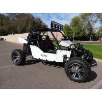 Steel Frame Independent Suspension 1100CC Go Kart Buggy With 4 Cylinder Liquid Cooling