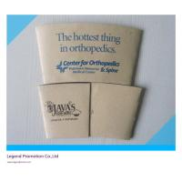 China Custom corrugated paper coffee cup sleeves on sale