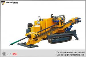 China Horizontal Directional Drilling Machine For Rock / Exploration Core Drilling on sale
