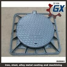 China Cast Iron Water Meter Manhole Cover for Sale on sale