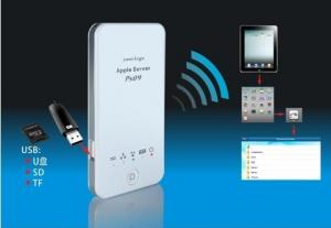 China 3G Wireless Wifi Router with Data Transfering Function for Iphone Ipad Smartphone PC on sale