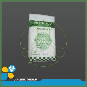 China food grade citric acid monohydrate on sale