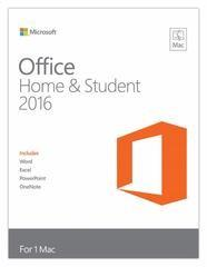 Quality Single User Microsoft Office 2016 Mac License Key , Home And Student 2016 Retail for sale