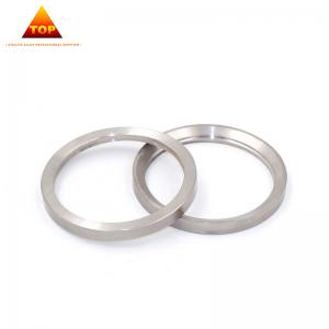 China Customized Cobalt Based Alloy Diesel Engine Exhaust Valve Seat Engine Parts on sale