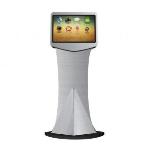 China FedoraCore / Ubuntu OS customized Vertical lcd touch panel digital photo kiosk for hotel on sale