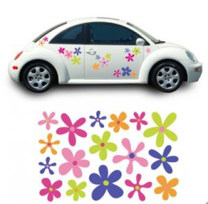 China custom printed Auto Body Decals / car body sticker nice for any car on sale