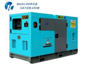 China Efficient  Kubota Diesel Generator , Kubota Standby Generator Reduced Vibration on sale