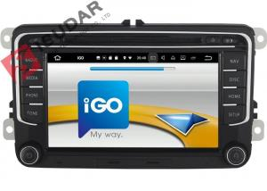 China RCD510 RNS510 VW Tiguan Dvd Player Touch Screen Car Stereo With Navigation on sale